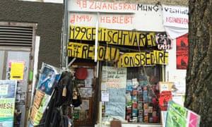 The M99 shop in Kreuzberg, Berlin.