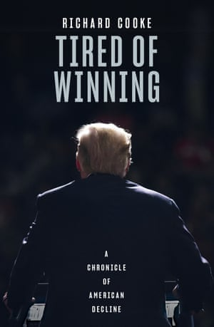 Book cover of Tired of Winning by Richard Cooke