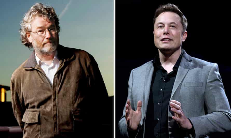 Iain Banks and Elon Musk