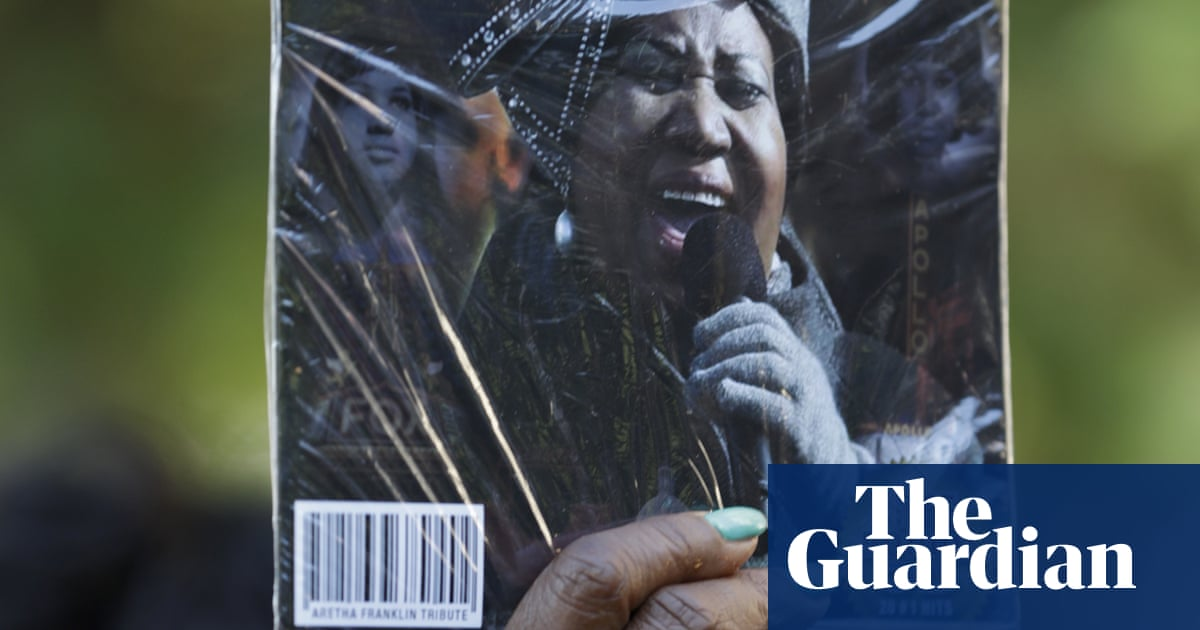 The funeral of Aretha Franklin – in pictures | Music | The