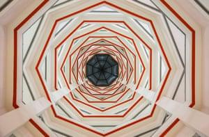 Geometric Concept by Dmytro Levchuk, Dubai, UAE