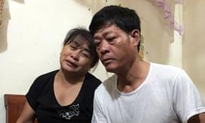 Nguyen Thi Phong and Pham Van Thin