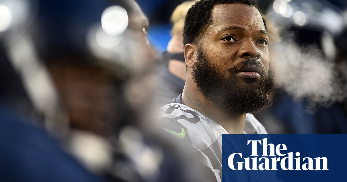 Michael Bennett surrenders to authorities over Super Bowl injury charge c4a354045