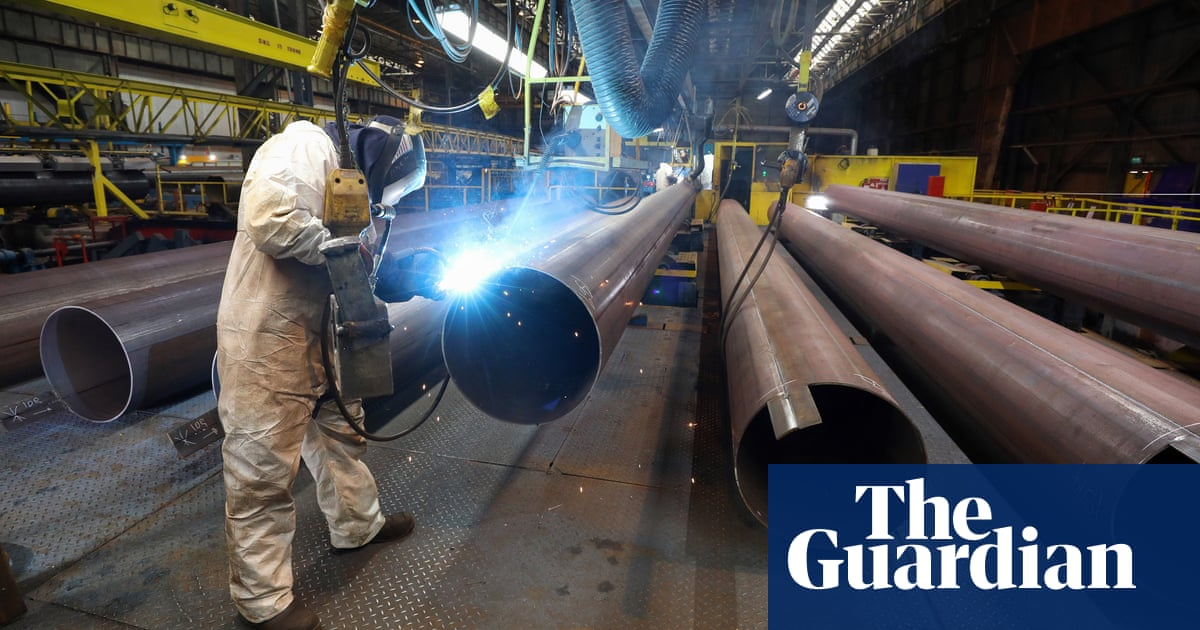 UK steel: European rivals laughing at us over energy crisis
