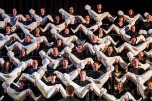 Opera North's timely production of The Greek Passion by Martinů, at Leeds Grand theatre.