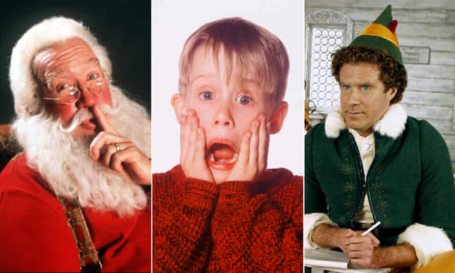 Jingle hell: The Santa Clause, Home Alone and Elf