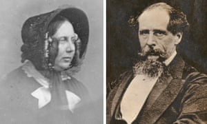 Catherine and Charles Dickens … 'They loved each other, for a time.'