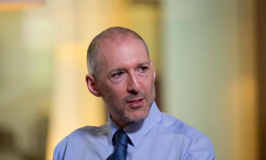 David Nussbaum, the chief executive of WWF-UK