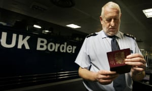 Border staff are committed and loyal, but morale is low and turnover is high