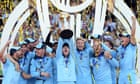 England beat New Zealand in Lord's epic to win their first Cricket World Cup – video report
