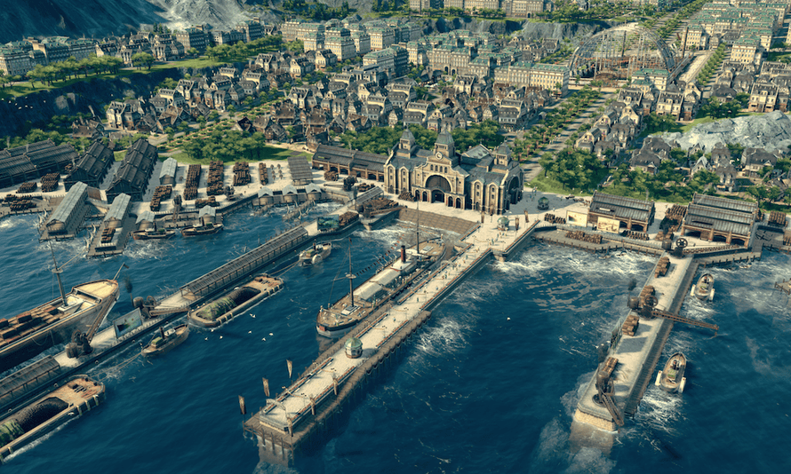 Anno 1800 – commerce and morality in the 19th century