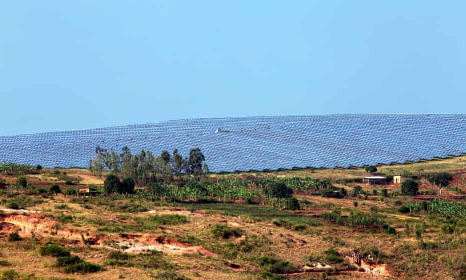 The 8.5MW solar power plant, set among Rwanda's famed green hills, has been operational since July 2014.