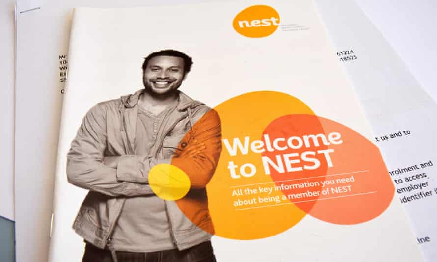 Nest workplace pensions booklet and documents