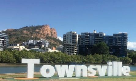 A Townsville sign