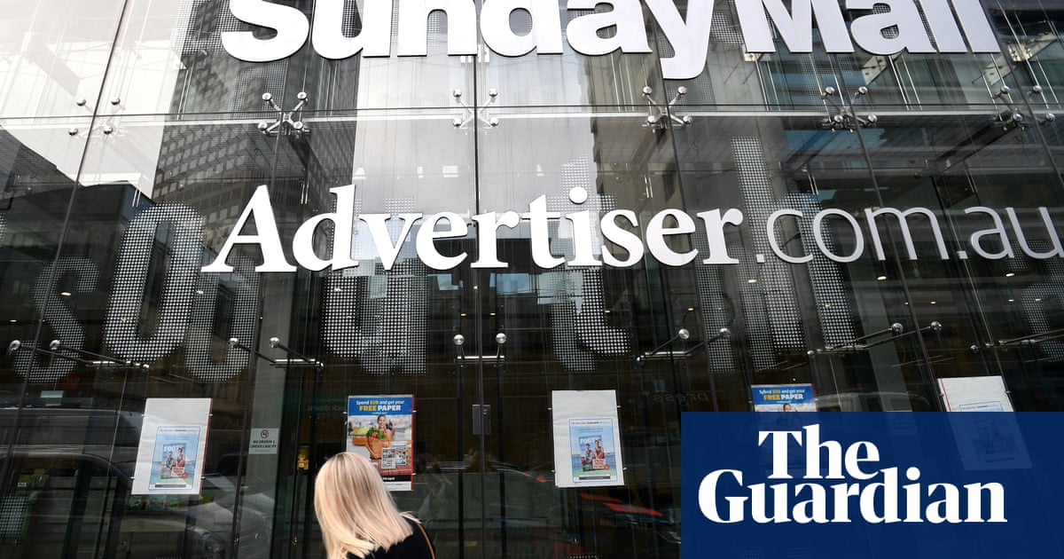 Australias newspaper ownership is among the most concentrated in the world