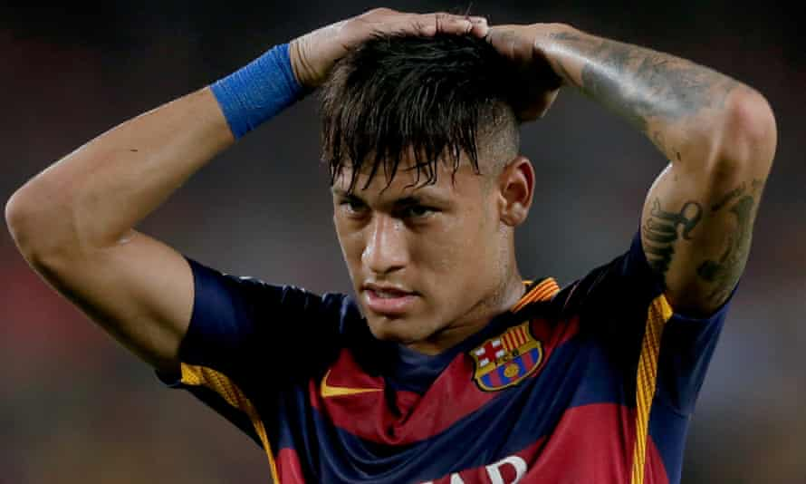 Neymar may be trying to extract a new contract from Barcelona but Ed Woodward has a long-term strategy to lure him to Manchester United.