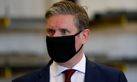 Keir Starmer, the Labour leader
