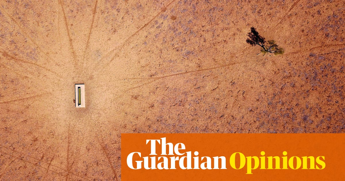 We are talking about 'drought-proofing' again – they are simplistic solutions that will destroy Australia - The Guardian