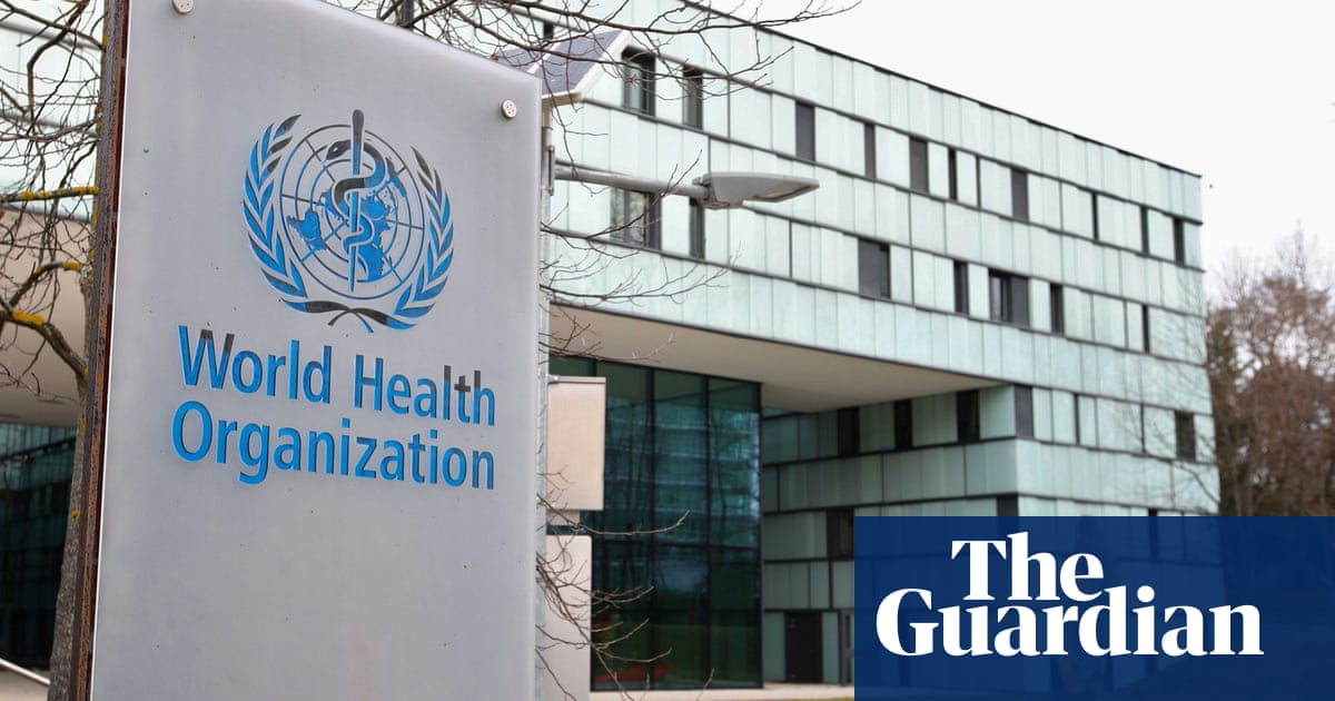 WHO platform for pharmaceutical firms unused since pandemic began