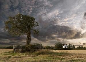 Boscobel Oak, Shropshire