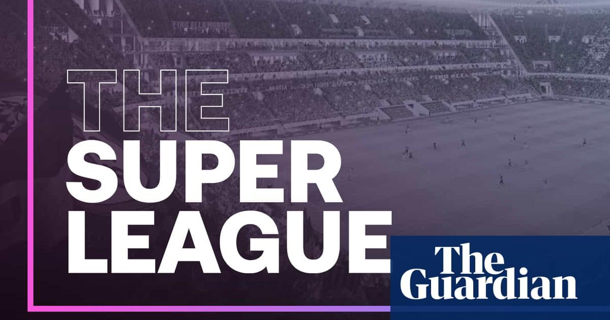 European Super League: Premier League 'big six' sign up to competition
