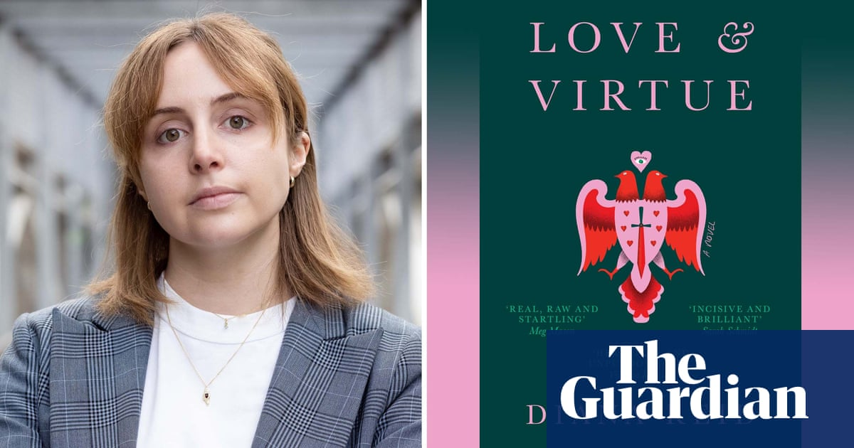 Love and Virtue by Diana Reid review – sex, shame and the social minefields of campus life