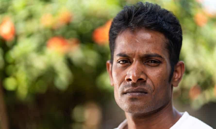 Mohammed Rashid in Cambodia