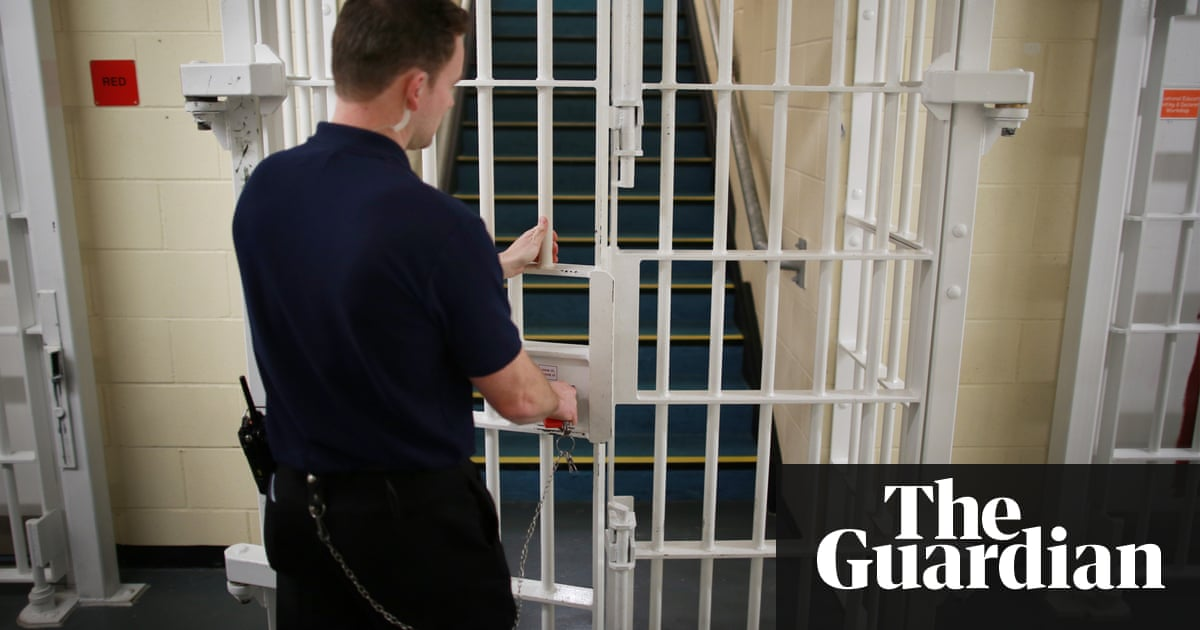 Image result for UK prison service crisis photo