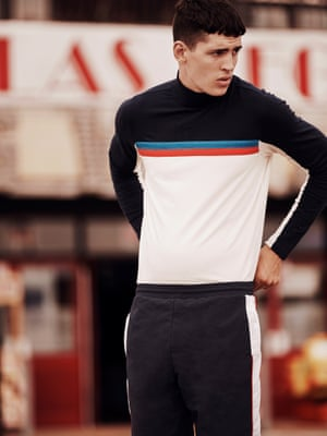 Roll with it: retro sportswear – in pictures