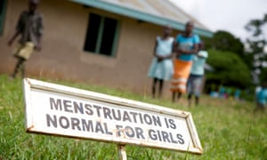 Health orientated signs are posted around a primary school in Tororo District, Eastern Uganda.