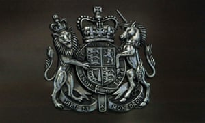 A crest in the supreme court in Melbourne
