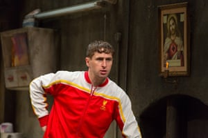 Q Beauty Galway Aaron Monaghan as Ray in The Beauty Queen of Leenane. Photograph ...
