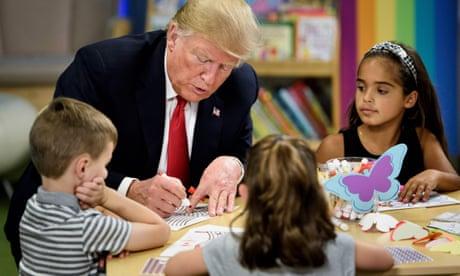How weak schools serve Trump's agenda