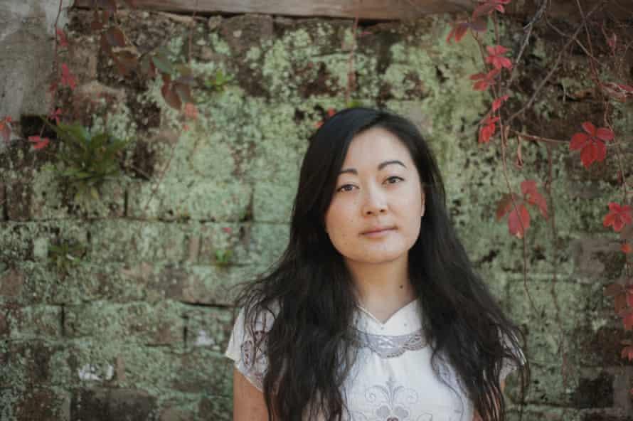 Author Jessie Tu