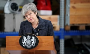 There cannot be another no-confidence motion in Theresa May until December.