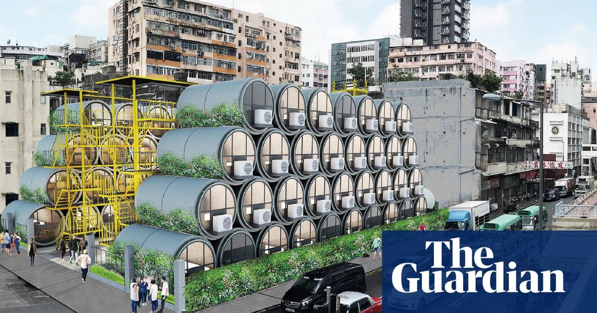 Pipe dreams: can 'nano apartments' solve Hong Kong's housing