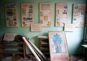Abandoned Pripyat.