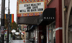 The Castro Theatre has closed due to new coronavirus-related restrictions.