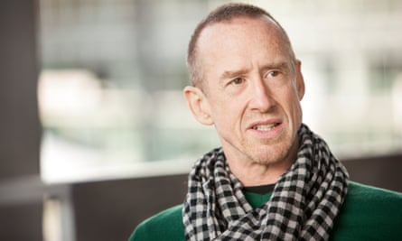 'We didn't have money for pointe shoes' … William Forsythe.