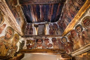 Interior, Petros and Paulos, Teka Tesfai