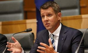 Mike Baird has announced NSW is prepared to take 'more than our fair share' of refugees prepared to live and work in regional areas.