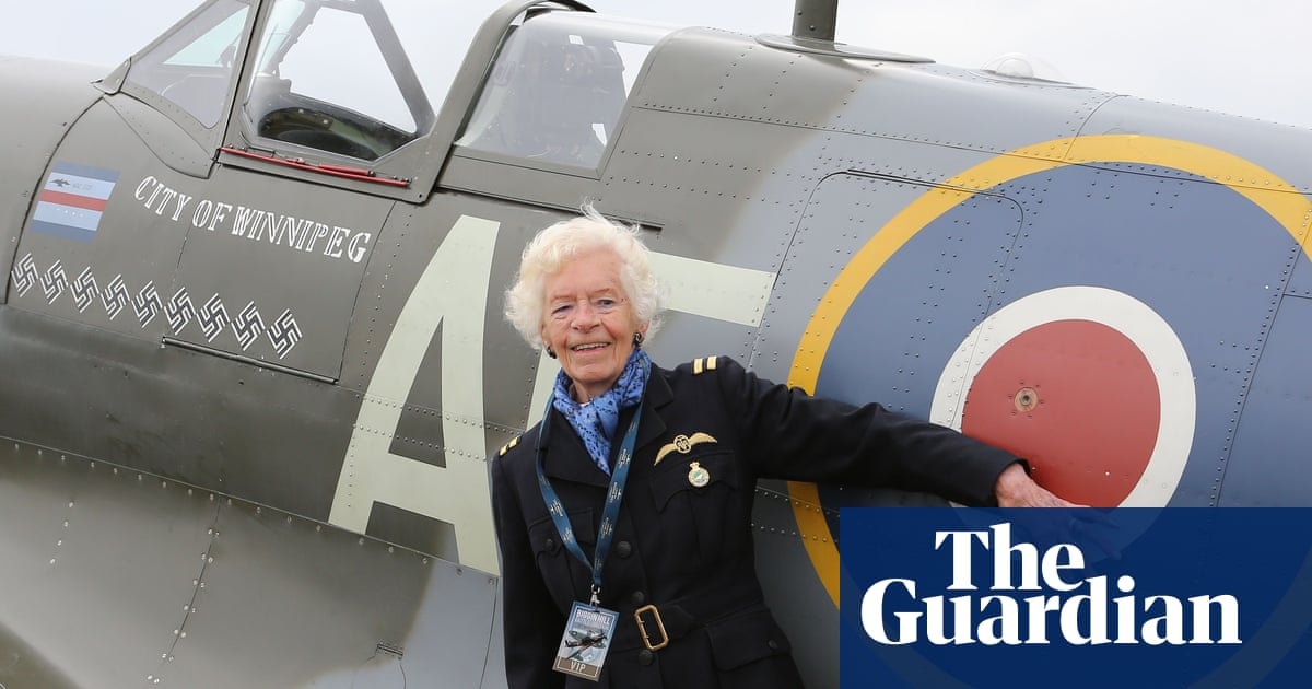 Mary Ellis obituary   World news   The Guardian