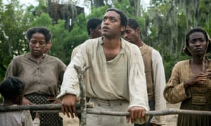 In search of freedom … Chiwetel Ejiofor in the film adaptation of Solomon Northup's Twelve Years a Slave. Photograph: Sportsphoto Ltd/Allstar