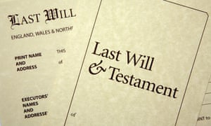 10 Of The Strangest Wills Of All Time Money The Guardian