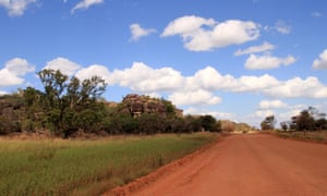 Arnhem – on the drive in from Cahill's crossing. Taken during a trip around Kakadu national park in Australia's Northern Territory. Pictured in May 2015 by Helen Davidson for the Guardian.