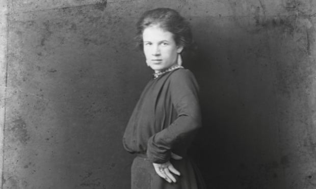a black and white photograph of ida john