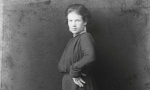 a black and white photograph of ida john