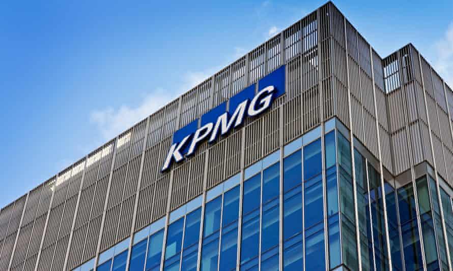 KPMG building UK
