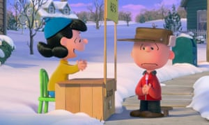 Charlie Brown and Lucy in the Peanuts Movie