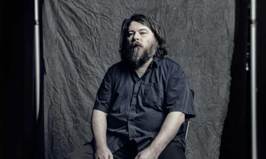Ben Wheatley photographed in London last month by Antonio Olmos for the Observer New Review.
